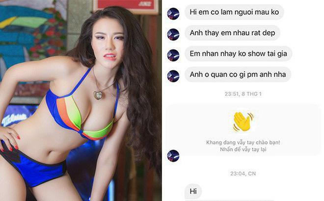 """Linh Miu công khai việc bị gạ nhảy thoát y tại nhà với giá 100 triệu: """"Tôi không sợ bị trả đũa"""""""