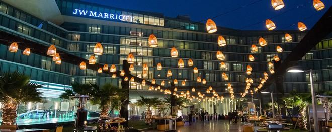 Trước thềm thượng đỉnh Mỹ-Triều: Phòng Tổng thống của Khách sạn JW Marriott có gì đặc biệt? - Ảnh 3.