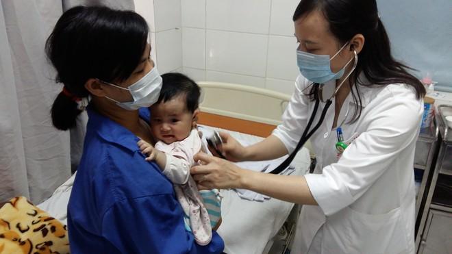 Dịch sởi lan nhanh, cảnh giác với biến chứng viêm phổi, viêm não, bội nhiễm - Ảnh 2.