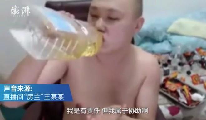 Khát khao nổi tiếng, streamer Trung Quốc tử vong vì uống quá nhiều dầu ăn và rượu liên tục 3 tháng - Ảnh 1.