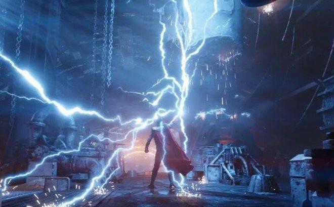 Siêu thần khí mới của Thor- rìu Stormbreaker chứa đựng sức mạnh phá hủy cả một hành tinh