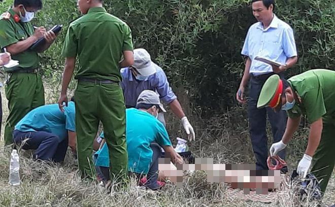 Phát hiện thi thể người phụ nữ không mảnh vải che thân, nghi bị sát hại