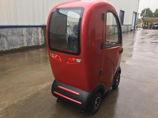 Có gì trong chiếc ô tô điện đang được chào bán tại Việt Nam với giá 40 triệu đồng? - Ảnh 5.