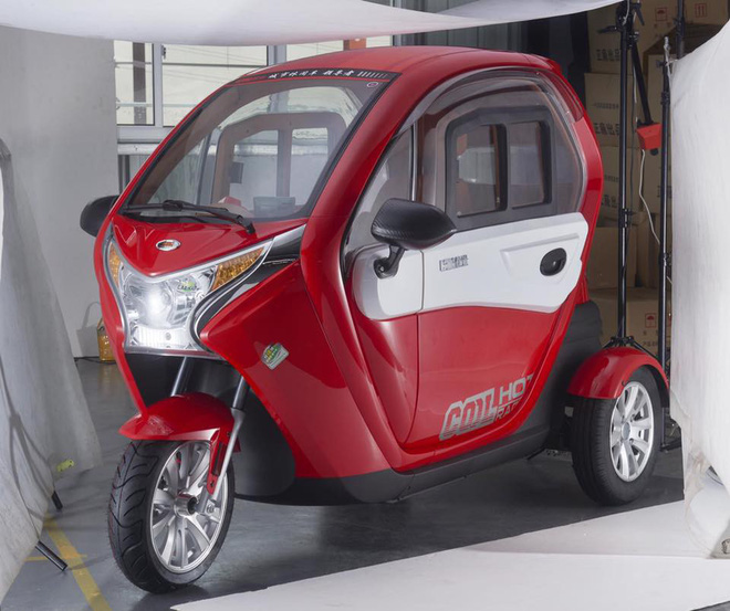 Có gì trong chiếc ô tô điện đang được chào bán tại Việt Nam với giá 40 triệu đồng? - Ảnh 12.