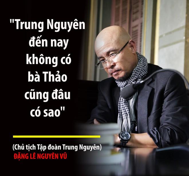 Ông Đặng Lê Nguyên Vũ tiết lộ triết đạo Trung Nguyên cà phê với tầm nhìn đi trước 20 năm - Ảnh 6.
