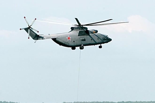 Ảnh: Các loại trực thăng quân sự lợi hại hàng đầu của quân đội Nga - Ảnh 2.