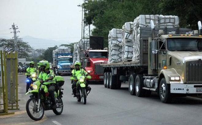Tổng thống Venezuela đóng cửa biên giới với Brazil