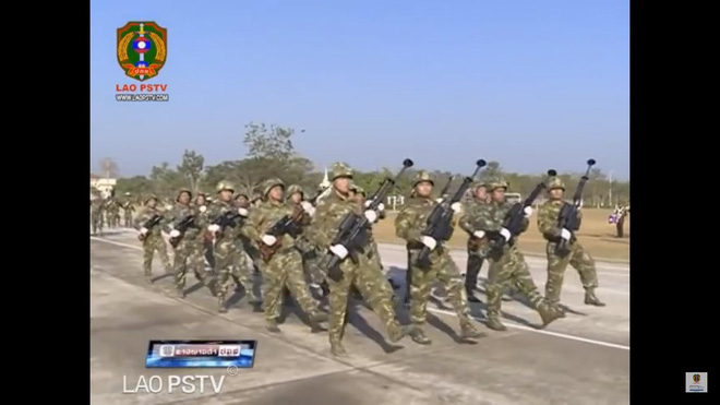 Vũ khí Trung Quốc trong Quân đội Lào: Nhiều nhưng chưa chất! - Ảnh 1.