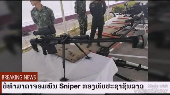 Vũ khí Trung Quốc trong Quân đội Lào: Nhiều nhưng chưa chất! - Ảnh 2.