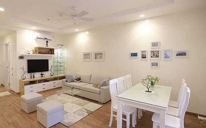 Mẫu nhà 1 tỷ đồng với nội thất trắng tinh khôi, nhìn là mê