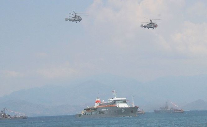 Phi công Không quân Hải quân Việt Nam được đào tạo ở đâu? - Ảnh 1.