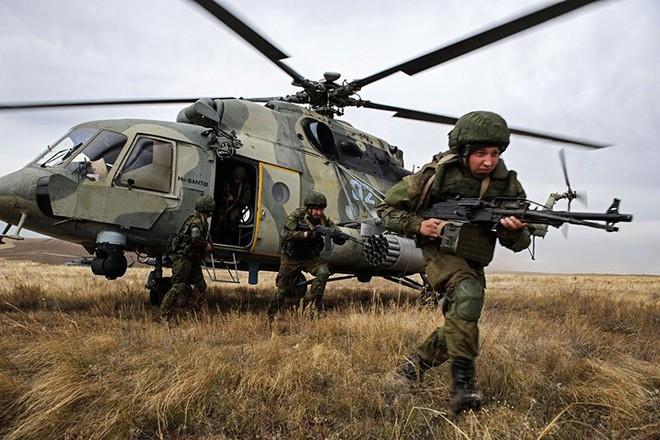 Ảnh: Các loại trực thăng quân sự lợi hại hàng đầu của quân đội Nga - Ảnh 3.