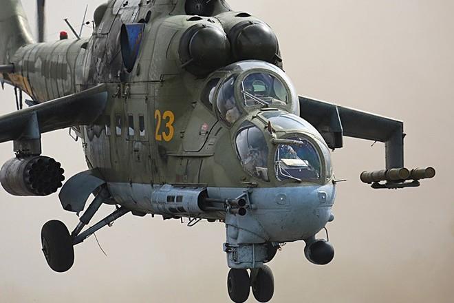 Ảnh: Các loại trực thăng quân sự lợi hại hàng đầu của quân đội Nga - Ảnh 4.