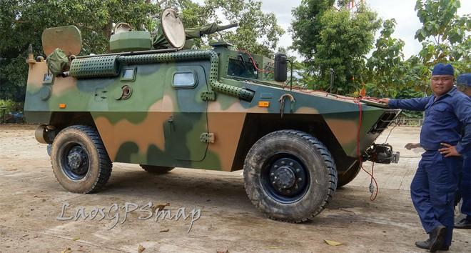 Vũ khí Trung Quốc trong Quân đội Lào: Nhiều nhưng chưa chất! - Ảnh 4.