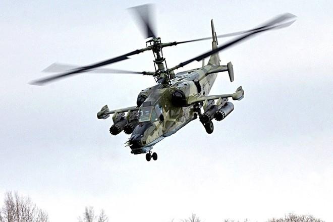 Ảnh: Các loại trực thăng quân sự lợi hại hàng đầu của quân đội Nga - Ảnh 5.