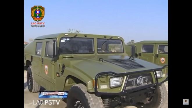 Vũ khí Trung Quốc trong Quân đội Lào: Nhiều nhưng chưa chất! - Ảnh 5.