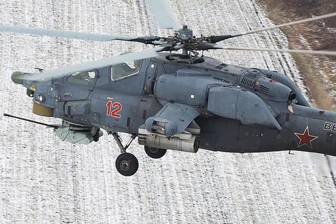 Ảnh: Các loại trực thăng quân sự lợi hại hàng đầu của quân đội Nga - Ảnh 6.