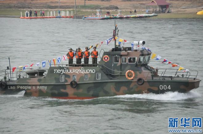 Vũ khí Trung Quốc trong Quân đội Lào: Nhiều nhưng chưa chất! - Ảnh 6.