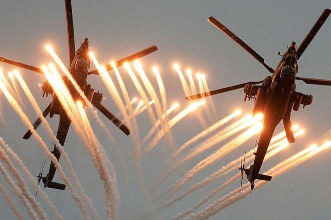 Ảnh: Các loại trực thăng quân sự lợi hại hàng đầu của quân đội Nga - Ảnh 7.