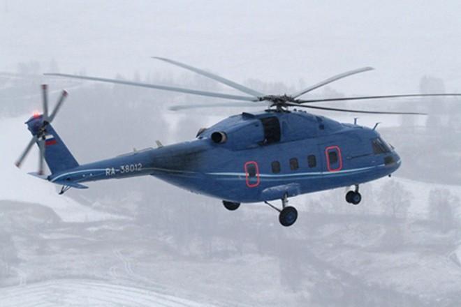 Ảnh: Các loại trực thăng quân sự lợi hại hàng đầu của quân đội Nga - Ảnh 9.