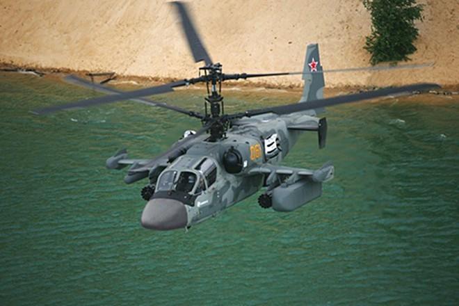Ảnh: Các loại trực thăng quân sự lợi hại hàng đầu của quân đội Nga - Ảnh 10.