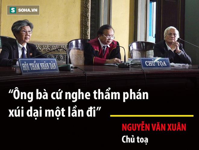 Vụ li hôn của ông chủ Trung Nguyên: Đề nghị của chủ tọa ông bà cứ nghe thẩm phán xúi dại một lần có khách quan?   - Ảnh 2.