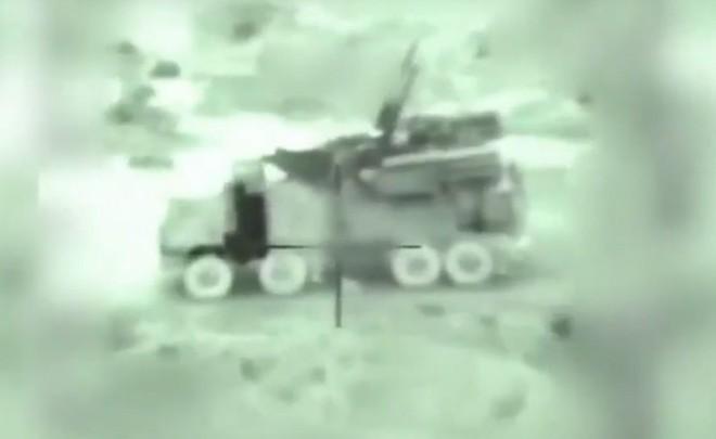 Các tổ hợp phòng không Pantsir-S1 bị Israel hủy diệt, 4 binh sĩ Syria tử nạn: Vĩnh biệt! - Ảnh 2.