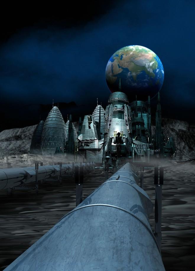 Bloomberg: Trung Quốc ôm mộng thống trị không gian thế kỷ 21 - Sao có thể thành! - Ảnh 3.
