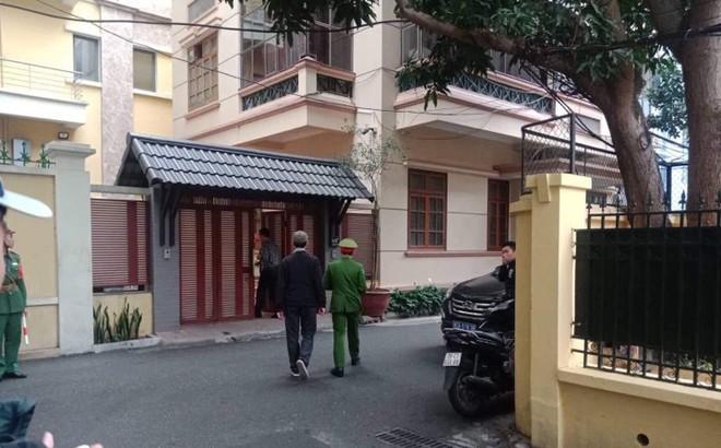 Khám nhà các ông Nguyễn Bắc Son, Trương Minh Tuấn