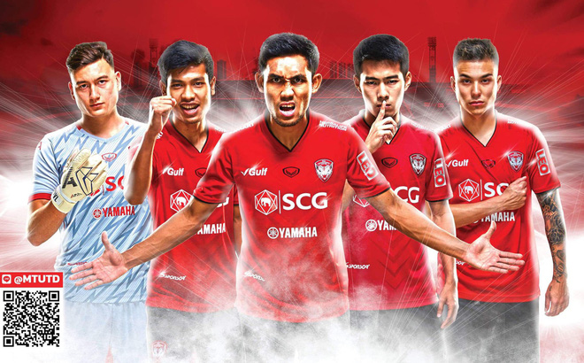 TRỰC TIẾP Muangthong United vs Prachuap: Đặng Văn Lâm bắt chính