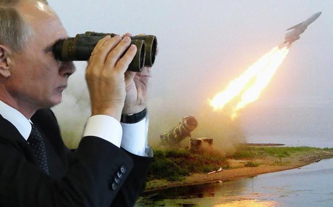Báo Nga: Lầu Năm Góc - Mục tiêu số 1 nằm trong tầm tấn công của tên lửa Zircon