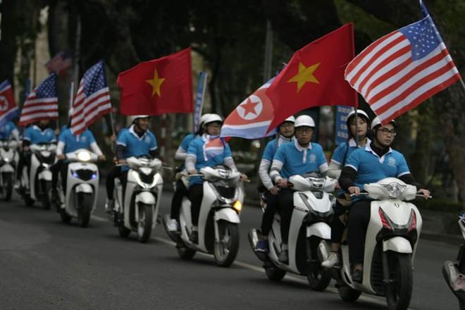 Hội nghị Thượng đỉnh Mỹ - Triều tiên: Chưa thể nói trước việc cấm đường tại Hà Nội - Ảnh 7.