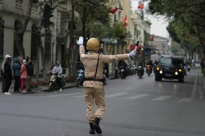 Hội nghị Thượng đỉnh Mỹ - Triều tiên: Chưa thể nói trước việc cấm đường tại Hà Nội - Ảnh 5.