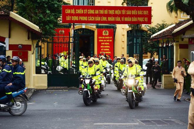 Hội nghị Thượng đỉnh Mỹ - Triều tiên: Chưa thể nói trước việc cấm đường tại Hà Nội - Ảnh 4.