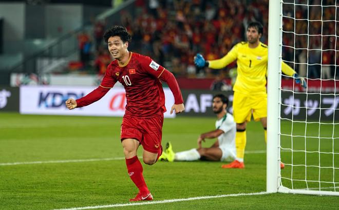 CĐV Incheon United reo hò khi Công Phượng tái hiện hình ảnh đáng nhớ tại Asian Cup
