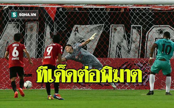 Đặng Văn Lâm nói điều làm CĐV Muangthong phải rạo rực sau trận thua gây sốc