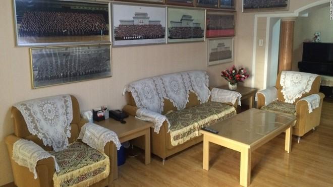 Bên trong căn hộ cao cấp 200 m2 ở thủ đô Bình Nhưỡng, Triều Tiên - Ảnh 5.