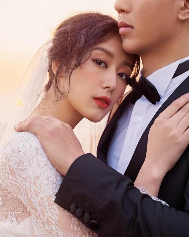 Nhan sắc cô dâu xinh đẹp, thần thái không kém gì Yoon Eun Hye trong bộ ảnh cưới cổ tích đang cực hot - Ảnh 6.