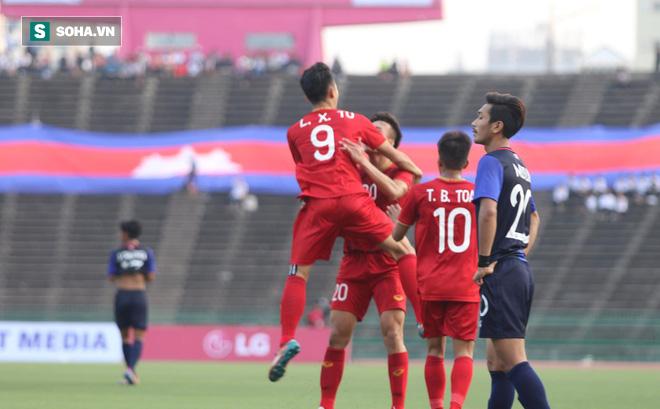 """""""Phong độ U22 Việt Nam không ổn định, thắng Campuchia là may mắn quá rồi"""""""