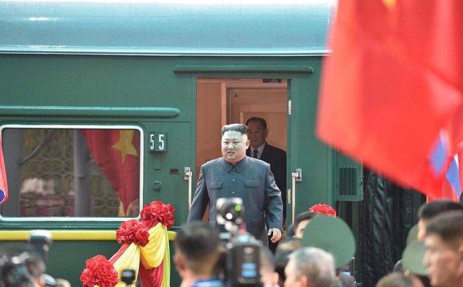 Chủ tịch Triều Tiên Kim Jong-un chọn đi tàu hỏa đến Việt Nam để thể hiện lòng tự hào dân tộc