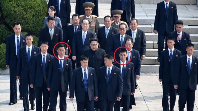 Nhận diện những gương mặt đặc biệt trong phòng tuyến cuối cùng bảo vệ chủ tịch Kim Jong Un - Ảnh 5.