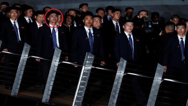Nhận diện những gương mặt đặc biệt trong phòng tuyến cuối cùng bảo vệ chủ tịch Kim Jong Un - Ảnh 8.