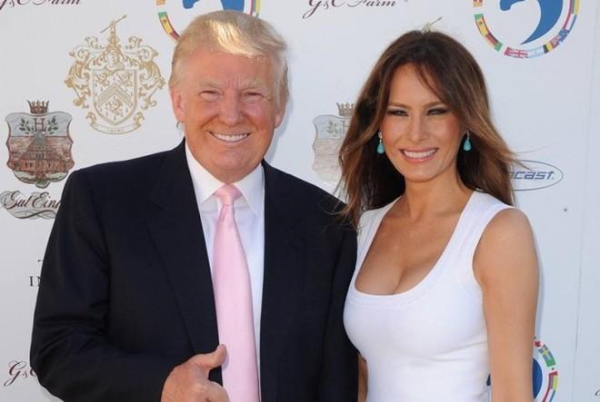 Vẻ đẹp nóng bỏng của vợ Tổng thống Donald Trump, đệ nhất phu nhân thời thượng bậc nhất nước Mỹ - Ảnh 1.