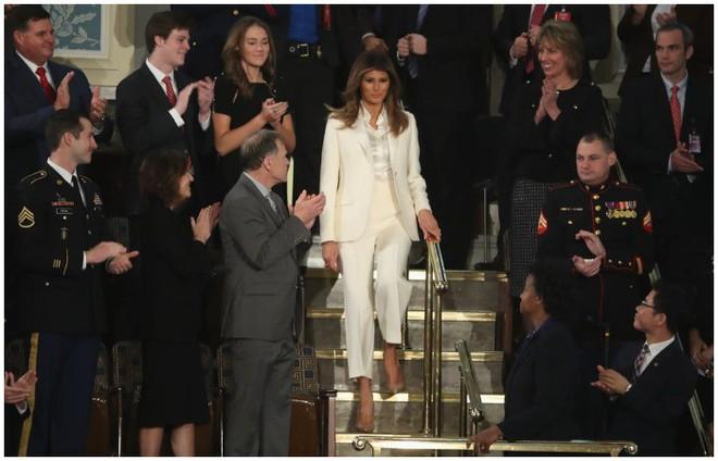 Vẻ đẹp nóng bỏng của vợ Tổng thống Donald Trump, đệ nhất phu nhân thời thượng bậc nhất nước Mỹ - Ảnh 21.