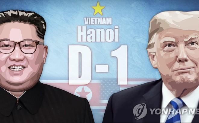 Yonhap: 2 ông Kim Jong Un - Donald Trump sẽ có ít nhất 5 cuộc tiếp xúc tại thượng đỉnh ở Hà Nội