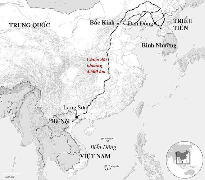 Vì sao đoàn tàu bọc thép chở ông Kim Jong Un chỉ dừng ở Lạng Sơn mà không tới Hà Nội? - Ảnh 2.