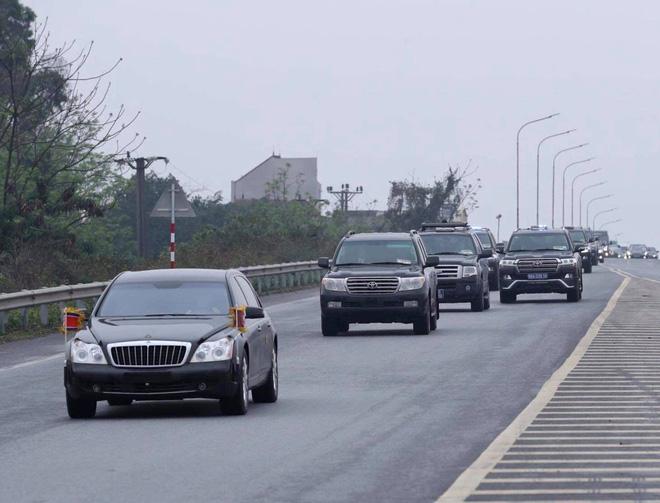 Lần đầu lộ diện tại Việt Nam, siêu xe Mercedes-Maybach 62S mới nhất của ông Kim Jong-un có gì đặc biệt? - Ảnh 3.