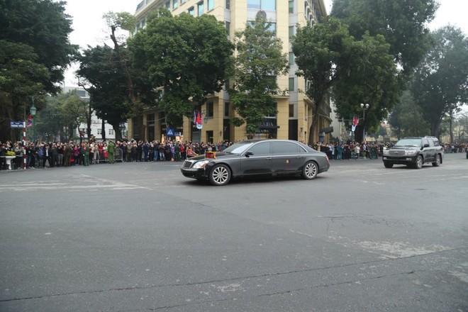 Lần đầu lộ diện tại Việt Nam, siêu xe Mercedes-Maybach 62S mới nhất của ông Kim Jong-un có gì đặc biệt? - Ảnh 4.