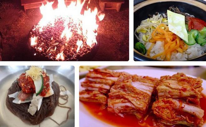 """Những món đặc sản giá """"bình dân"""" ở Triều Tiên"""