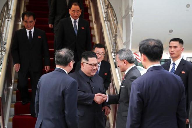 Nhận diện những gương mặt đặc biệt trong phòng tuyến cuối cùng bảo vệ chủ tịch Kim Jong Un - Ảnh 4.